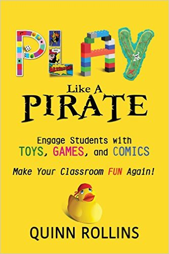 Book cover of Play Like a Pirate