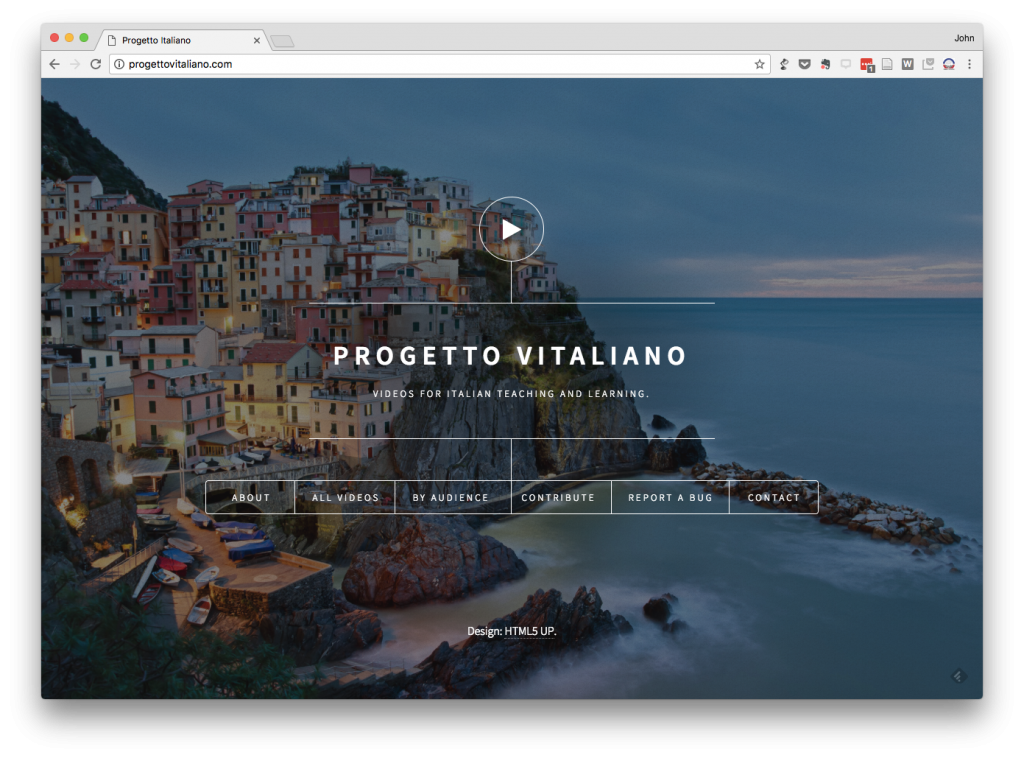 Screen Shot 2017-12-04 of progettovitaliano.com